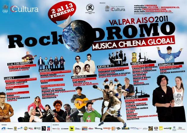 Rockódromo 2011