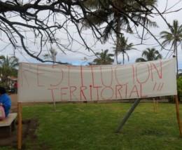 Conflicto en Rapa Nui