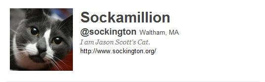 Sockamillion en Twitter
