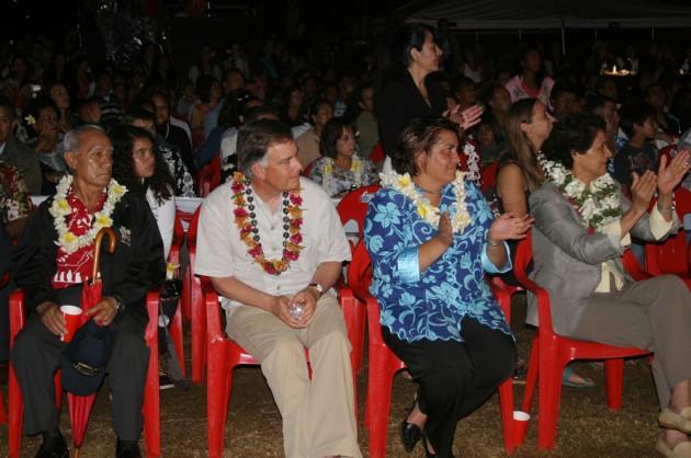 """del """"Tapati Rapa Nui"""""""