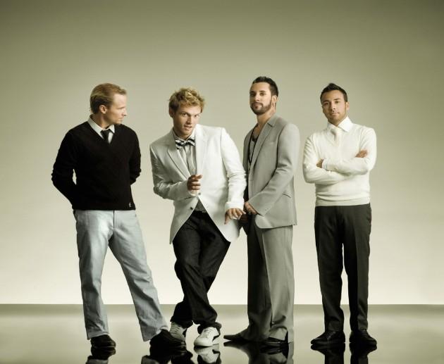 Backstreet Boys | Foto: Comunicado de Prensa