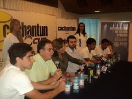 Presentación del Cachantún Cup