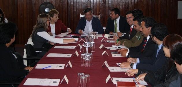 Consejo Provincial de Seguridad de Valdivia