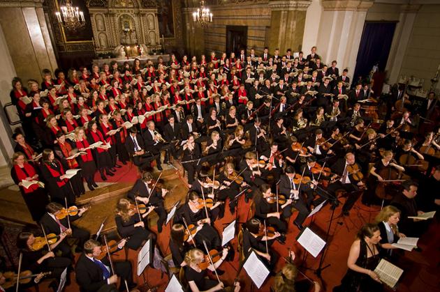 Coro de la Universidad de Viena