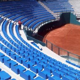 Court Central Estadio Nacional