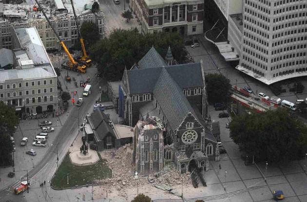 Daños del terremoto de Christchurch | Wikipedia