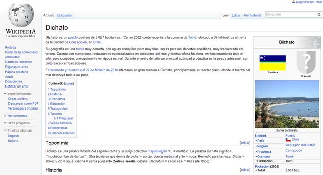 Dichato | Wikipedia