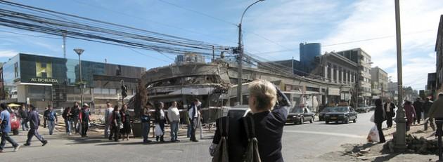 Esquina Rengo con Barros Arana en Concepción | Andrea Orellana (CC)