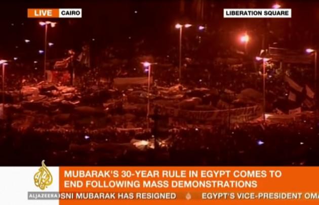 Masivas celebraciones en El Cairo | Al Jazeera