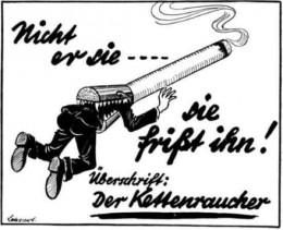 Campaña alemana anti-tabaco