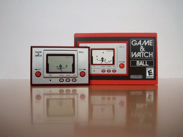 Imagen: Consola Game & Watch | Nintendo