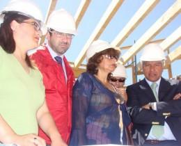 Autoridades visitaron obras en Placilla