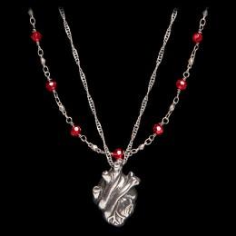 Collar de Corazón | ThinkGeek.com