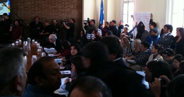 Votación de la Corema en Magallanes