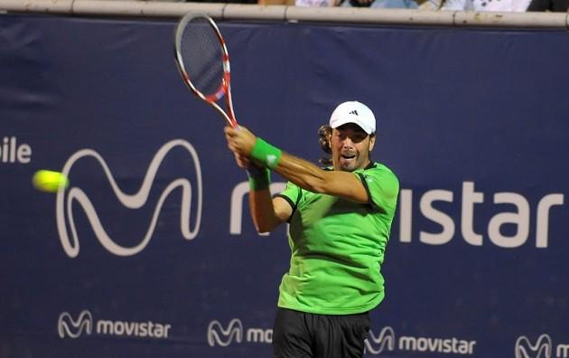 Nicolás Massú | Jim Rydell/Movistar Open