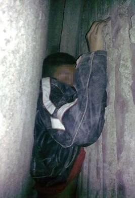 Menor atrapado tras robo | PDI