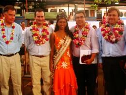 Comitiva de Gobierno en Rapa Nui   MOP