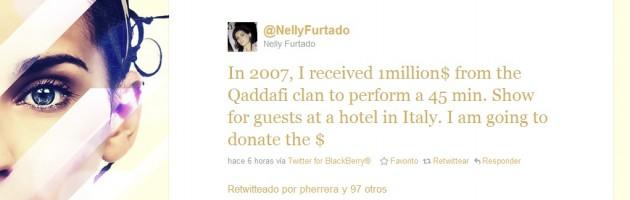 @NellyFurtado en Twitter