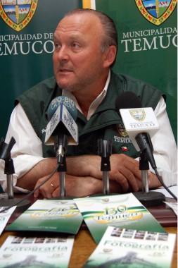 Alcalde de Temuco