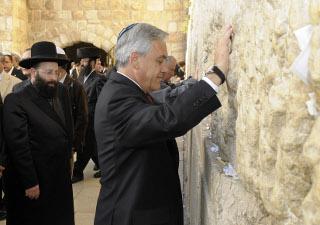 Presidente Piñera en Israel | Fotopresidencia