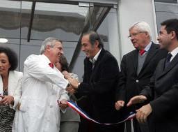Inauguración de Consultorio de Especialidades | Minsal