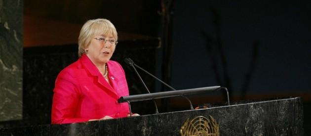 Michelle Bachelet | UN Women en Flickr