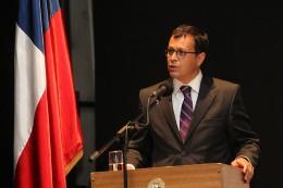Ministro Hinzpeter | Prensa Ministerio del Interior