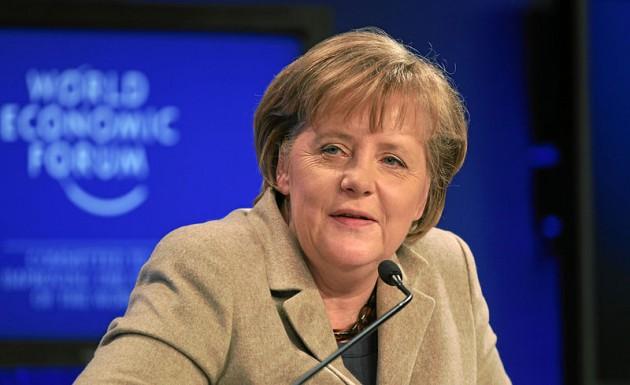 Angela Merkel   Wikimedia Commons