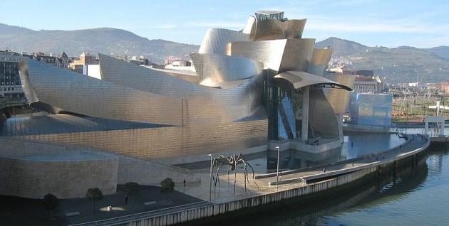 Museo Guggenheim / Imagen: Wikipedia
