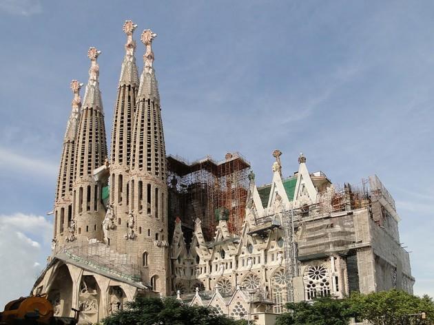 Sagrada Familia / Imagen: Wikipedia
