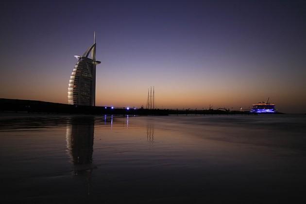 Burj Al Arab / Imagen: Wikipedia