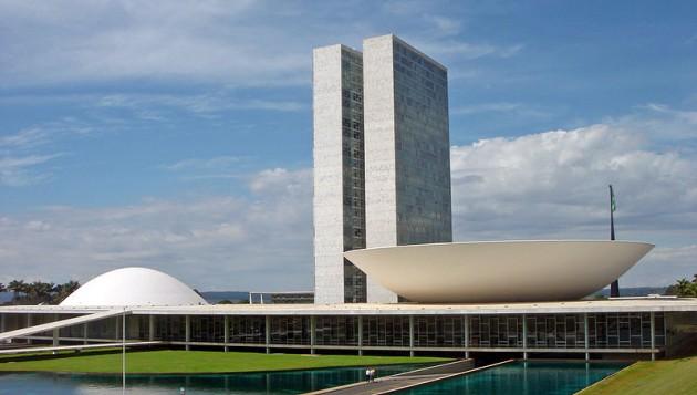 Congreso Nacional de Brasil / Imagen: Wikipedia.
