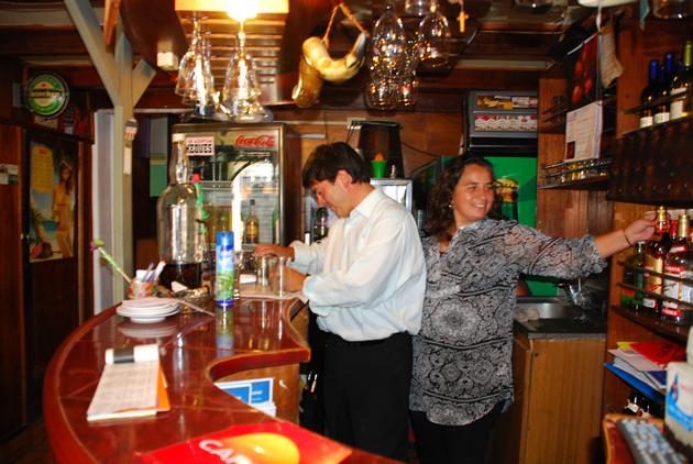 Bar Restaurant, ex Dominó