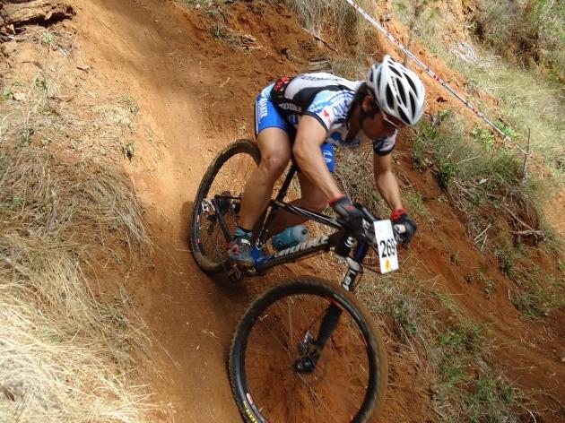 Nacional de Mountain Bike XCO en Curanilahue | Bernardo Guzman Roa
