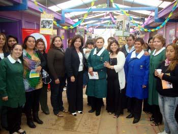 Inicio del año preescolar en Valparaíso | Junji