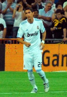 Ángel Di María | Alejandro Ramos