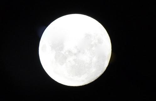 Luna normal | Francisco Aguilar en Flickr