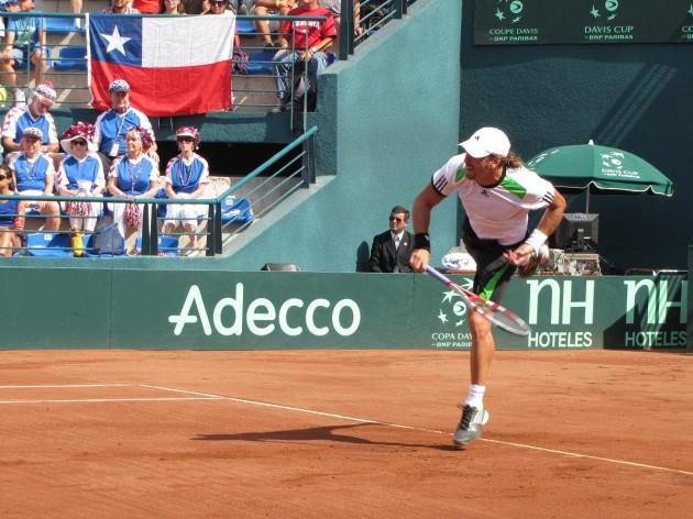 Nicolás Massú | Imagen: Rodolfo Rojas / Bío-Bío Tenis