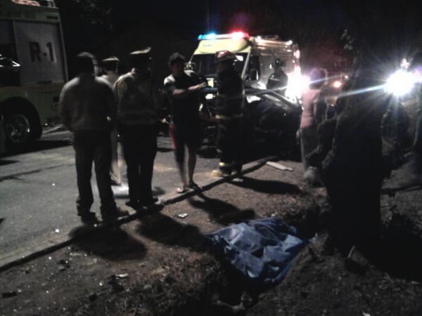 Imagen del accidente | Alejandro (@jnnox_org) en Twitter