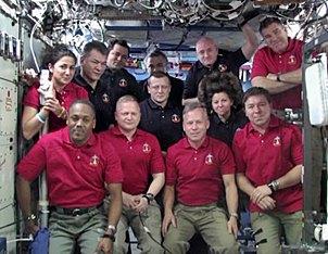 Integrantes de la Misión Discovery | Especial NASA TV