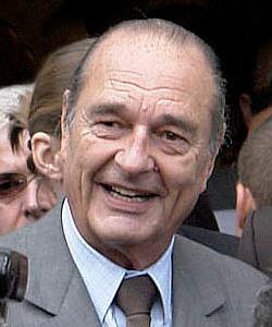 Jacques Chirac | Wikipedia