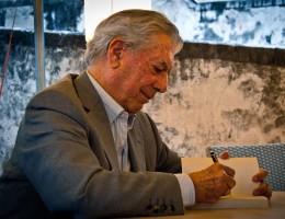 Mario Vargas Llosa | Wikipedia