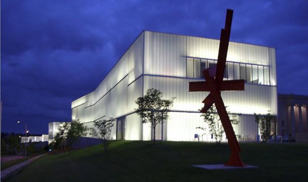 Nelson-Atkins Museum's Bloch Building / Imagen: Wikipedia