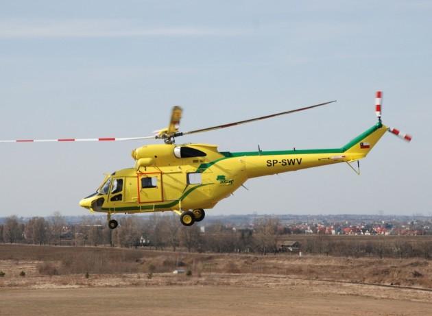 Helicóptero de Conaf | PZL.Swidnik.pl