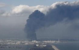 Explosión en Fukushima