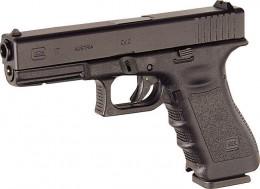 Pistola Glock de 9mm