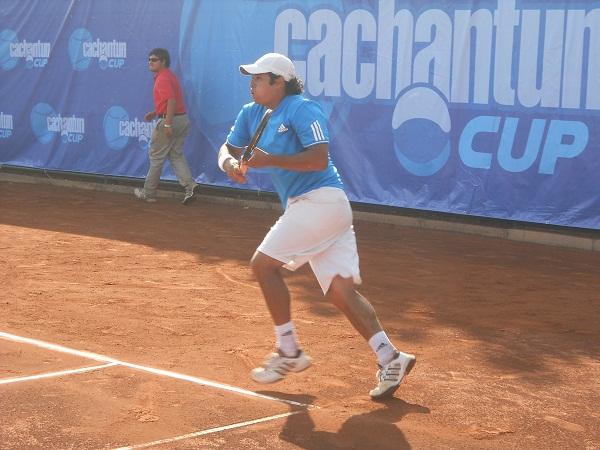 Guillermo Hormazabal | Imagen: Simón Collao / Bío-Bío Tenis