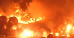 Explosión en Japón