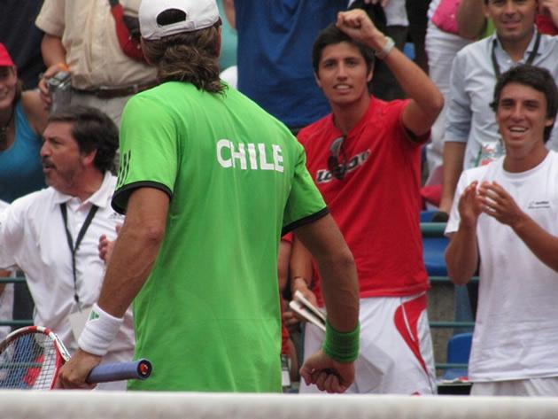 Imagen: Bío-Bío Tenis