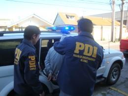 Detención del menor | Paulina Arancibia
